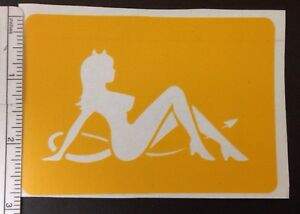 Sitting-Devil-Pinup-Girl-Design-stencil-for-Airbrush-Tattoo-craft-Art