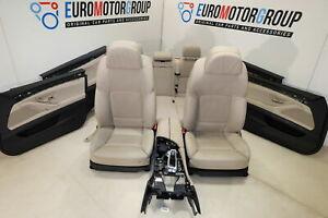 BMW-F11-Pelle-Sedili-Interni-IN-Pelle-Comfort-Dakota-Oyster