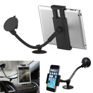 2in1-Car-Windscreen-Dashboard-Suction-Cup-Mount-Phone-Tablet-Holder-w-2