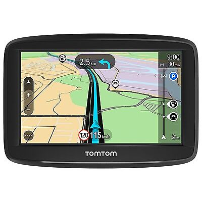 TomTom Start 42 M Lifetime Maps XL CE IQ Fahrspur & Parkassist. GPS Tap & Go WOW