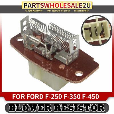 Blower Motor Resistor RU-445 for Ford F-150 F-250 F-350 F-450  F-550 Super Duty