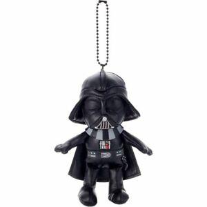 Disney-Takara-Tomy-A-R-T-S-Star-Wars-Ball-Chain-Darth-Vader-Plush-Japan