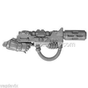 GISC41 BACK PACK MILITARUM TEMPESTUS SCIONS WARHAMMER 40000 BITZ WK40 33