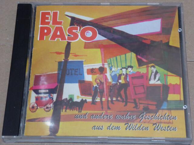 VARIOUS <  El Paso und andere wahre Geschichten  > NM (CD)
