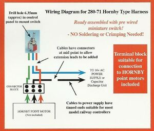 Switch wiring for hornby r8014 point motors expo 28071 no image is loading switch amp wiring for hornby r8014 point motors asfbconference2016 Image collections