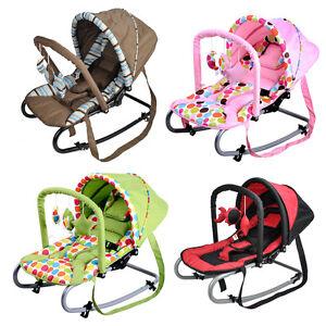 New-Grace-Baby-Harmony-New-Born-Baby-Rocker-Seat-with-Canopy-amp-Toys