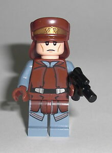LEGO-Star-Wars-Naboo-Security-Officer-Figur-Minifig-Wache-Offizier-75091