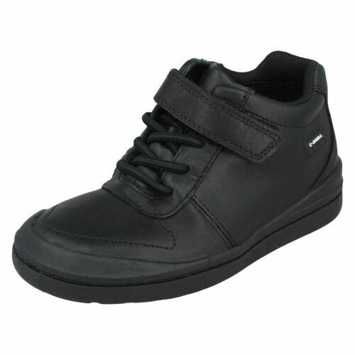 Boys Clarks Rock Stride Formal Waterproof Ankle boots