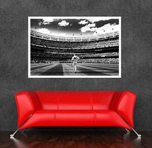 Mariano Rivera Day Canvas Art Print Yankee Stadium Panoramic Send Off 36 x 24