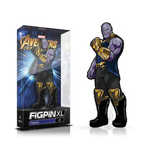 Figpin-XL-Marvel-Avengers-Infinity-War-Thanos-Collectible-Pin-X1-NEW