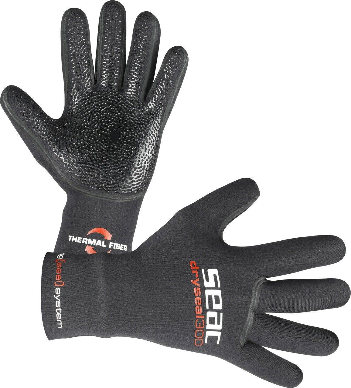 Tauchhandschuhe Tauchen Handschuh Neoprenhandschuhe Neopren 5mm Seac Dryseal 500 500 500 81e627