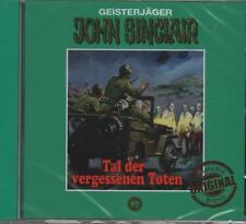 JOHN SINCLAIR - CD Teil 67 - Tal der vergessenen Toten - Tonstudio Braun NEU