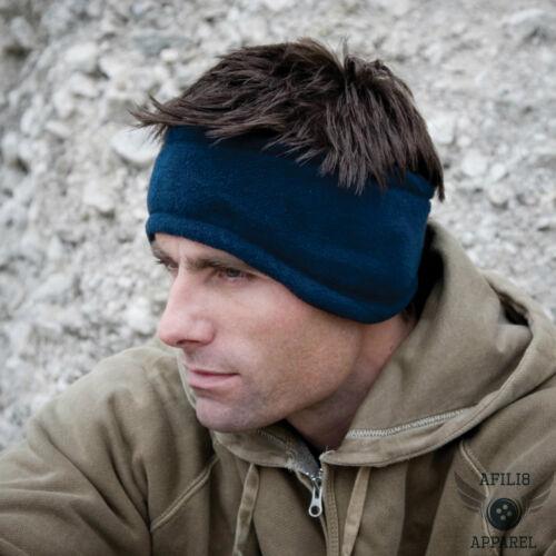 Cerchietto In Pile Caldo Cappello EAR Manicotto Del Caldo Invernale Sci Snowboard Uomo Donna