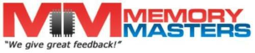 4x 1MB 30-Pin 9-Chip Parity 80ns FPM Memory SIMMs Apple Macintosh SE Plus 1Mx9
