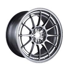 Enkei Nt03m 18x95 5x108 40mm Offset 726mm Bore Hyper Silver Wheel