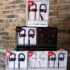 Genuine-Beats-By-Dr-Dre-Powerbeats-3-Wireless-With-Accessories-amp-Packaging-Box