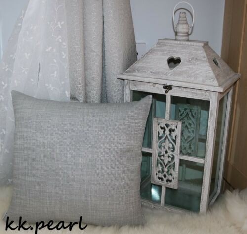 "Grey 18/"" *JOHN LEWIS /""BLYTON/"" Cushion Cover /& Contemporary Modern Look Fabric"