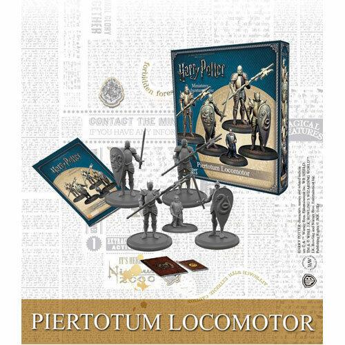 Knight Models piertotum locomoteurs Harry Potter Miniature Game