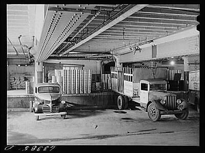 HistoricalFindings Photo Minneapolis Moline Company,Minnesota,MN,Hennepin County,John Vachon,1939,FSA