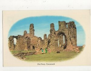 The-Priory-Tynemouth-Old-Postcard-602a