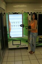 Vending Machine With Video And Touchscreen Selection Sell Amp Advertise