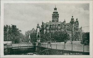 Ansichtskarte Leipzig Neues Rathaus (Nr.9029)