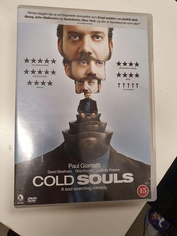 Cold souls, DVD, komedie
