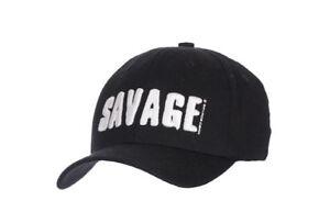 SAVAGE-3D-LOGO-CAP