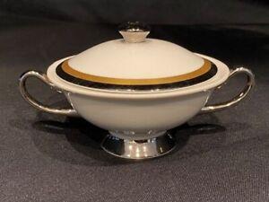 Syracuse-Porcelain-China-Grace-Sugar-Bowl