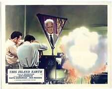 This Island Earth. FOH British Original Lobby Card in Good Condition