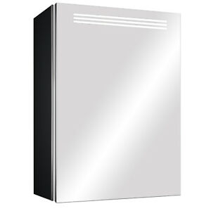 Specchio Bagno Contenitore Led.Specchio Led Bagno Contenitore 50x70 Cm Illuminazione Design Con