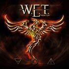 Rise Up [Digipak] by W.E.T. (CD, Feb-2013, Frontiers Records)