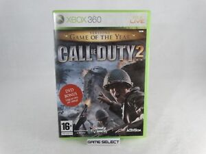 CALL-OF-DUTY-2-VERSIONE-GAME-OF-THE-YEAR-MICROSOFT-XBOX360-PAL-ITALIANO-COMPLETO