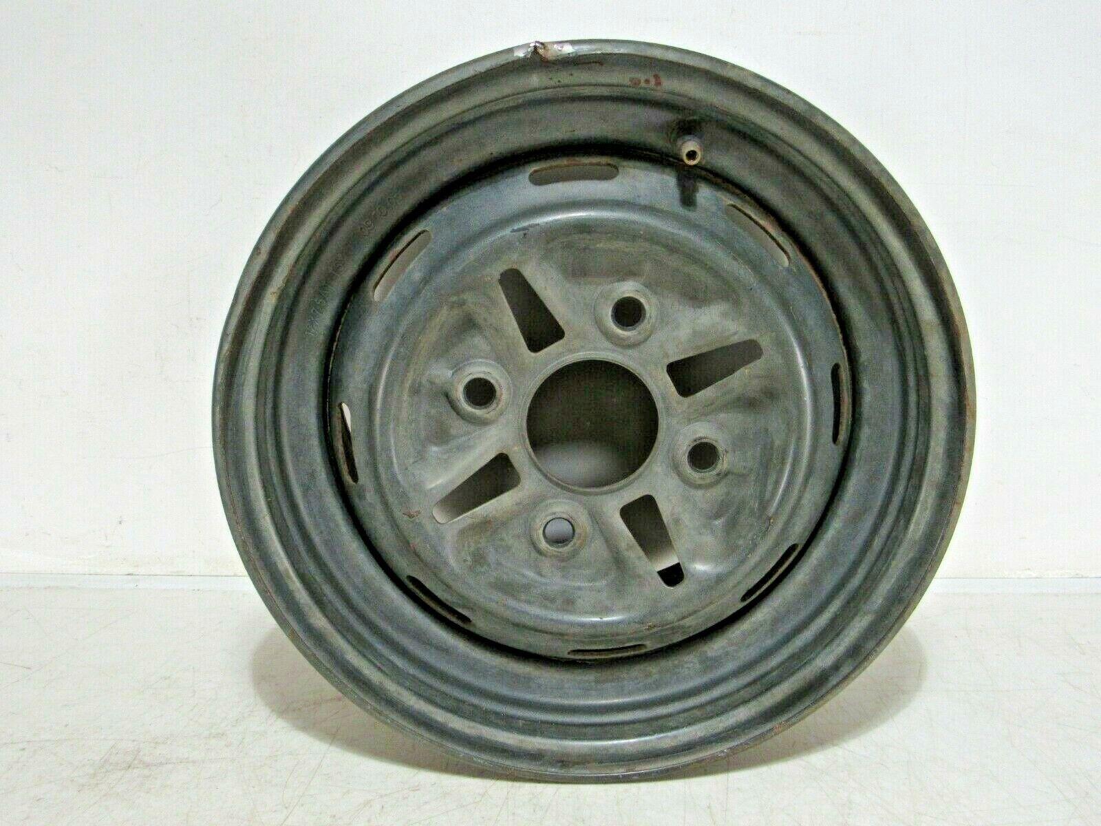 Yamaha Kodiak 12 X 6 Rim Grey