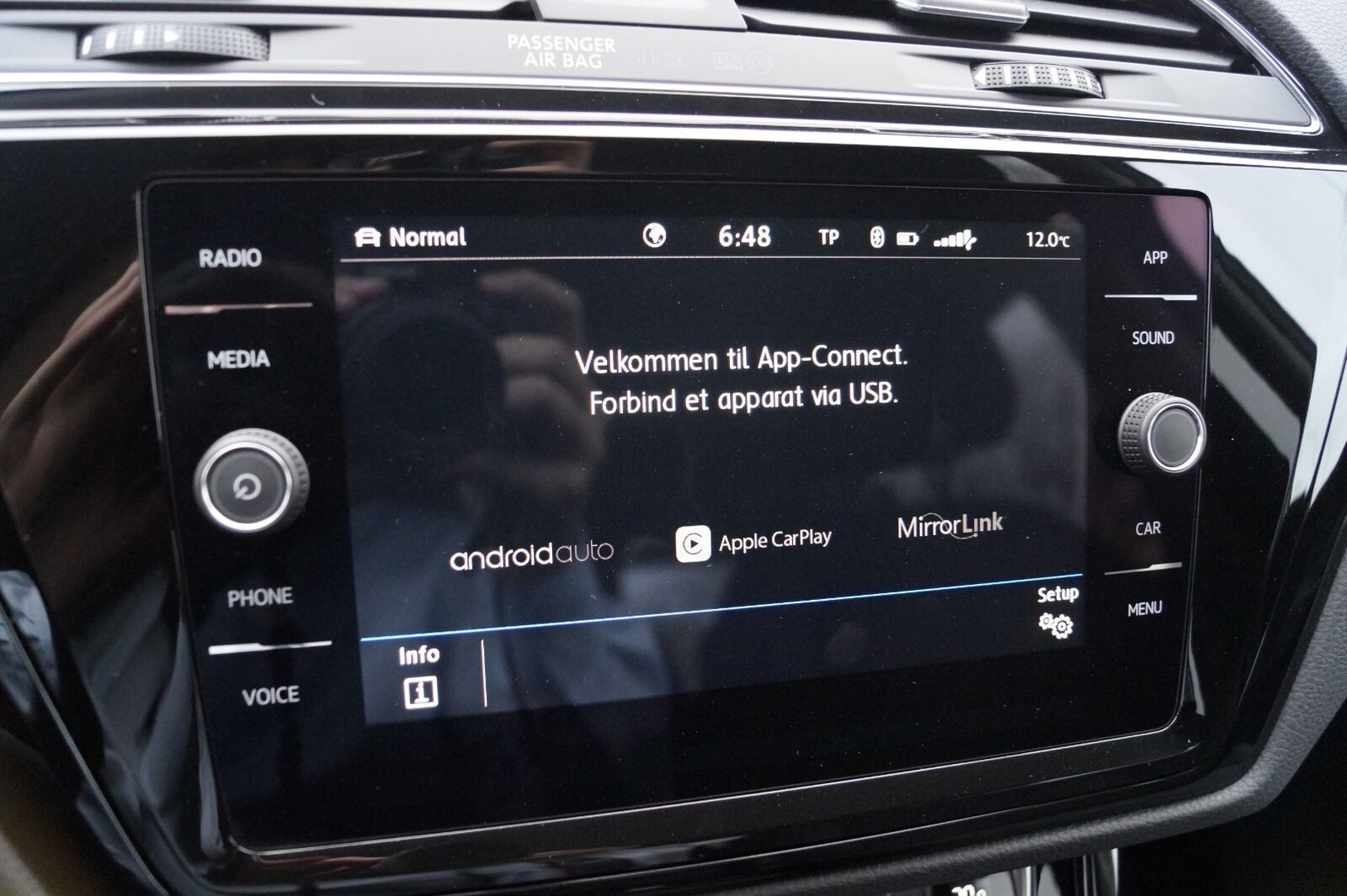 VW Touran 1,5 TSi 150 Highline DSG 7prs - billede 9
