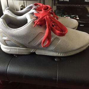 adidas zx flux mens size 13