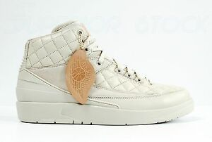 Just Don C AIR JORDAN Retro II 2 Beach Size 11 NEW Nude DS NIKE Blue
