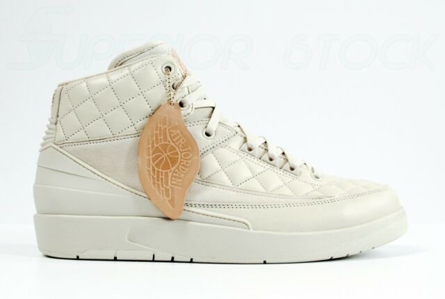 pretty nice 91c7a 10fa5 Just Don C AIR JORDAN Retro II 2 Beach Size 11 NEW Nude DS NIKE Blue
