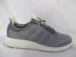 Adidas Solar Boost Running Grau Gym Grau Running Weiß S79267 Größes  UK 5 5.5 6 6 2f19e2