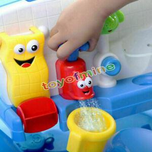Neu-Bad-Spielzeug-Baby-Kinder-BadeSpielzeug-Spielzeug-fuer-Badewanne