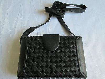 schicke Abendhandtasche in Schwarz