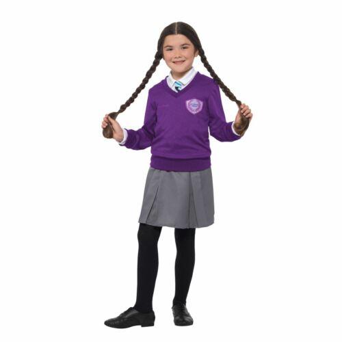Kids Girls Enid Blyton St Clares O/'Sullivan Twins Fancy Dress Book Day Costume