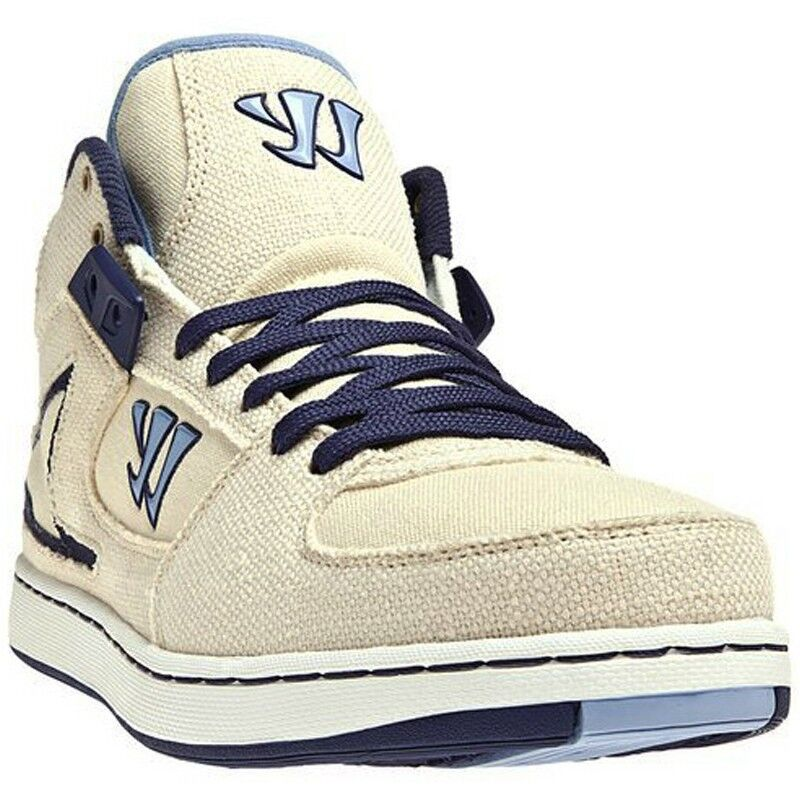 Nuevo Warrior Hockey Fútbol Tenis Zapatos Tenis deportivas para hombre Talla 10, 11.5, 13