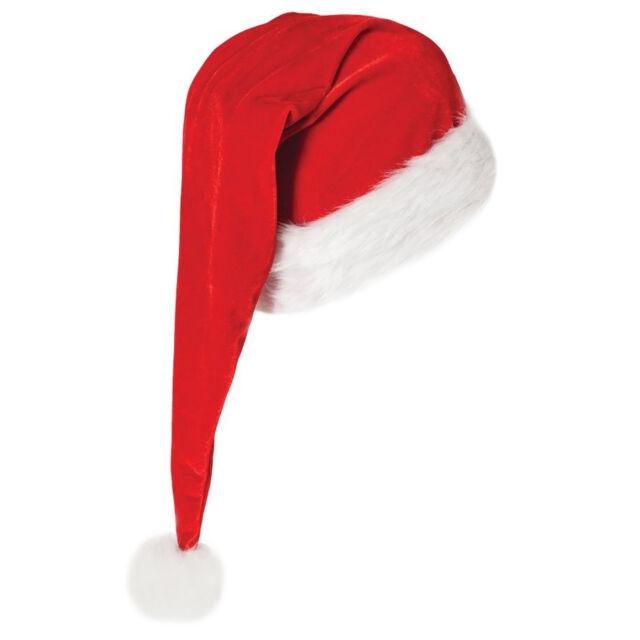 Extra Long Jumbo 90cm Red Jumbo Christmas Santa Hat for sale online ... 41b00deb60c