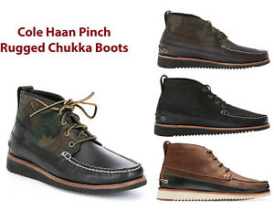 Men Cole Haan Pinch Rugged Chukka Ankle