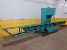 50 Ton X 20 Rodgers Hydraulic Straightening Press Ybm 14102