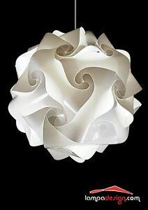 Dettagli su Lampadario soggiorno Lampadario camera da letto FIOCCO 50 cm  Lampada elegante
