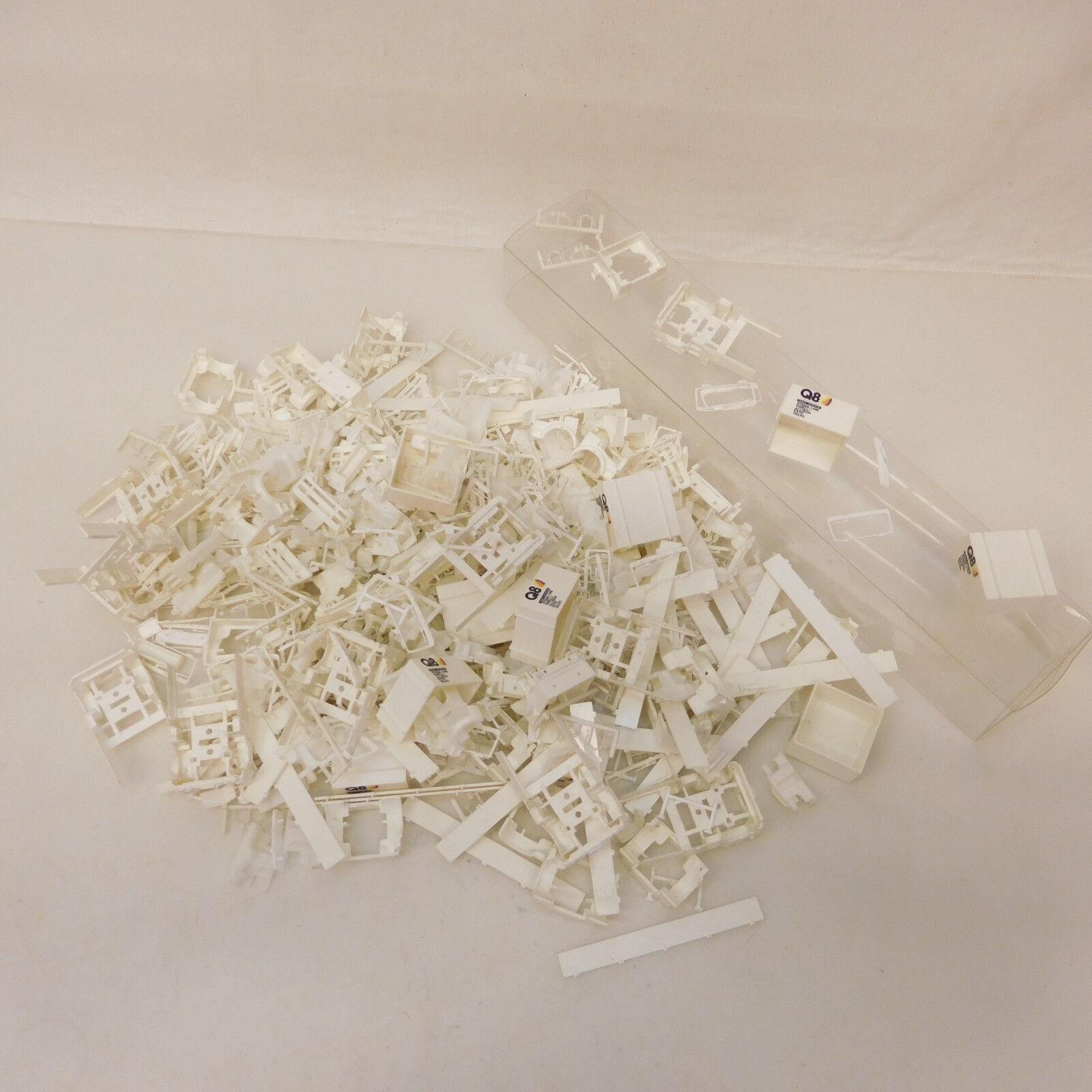 Mes-60921 1 87 1000 St. Camion pezzi di ricambio bianco ottime condizioni
