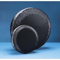15 Spare Tire Cover - Black