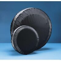 15 Spare Tire Cover - Black